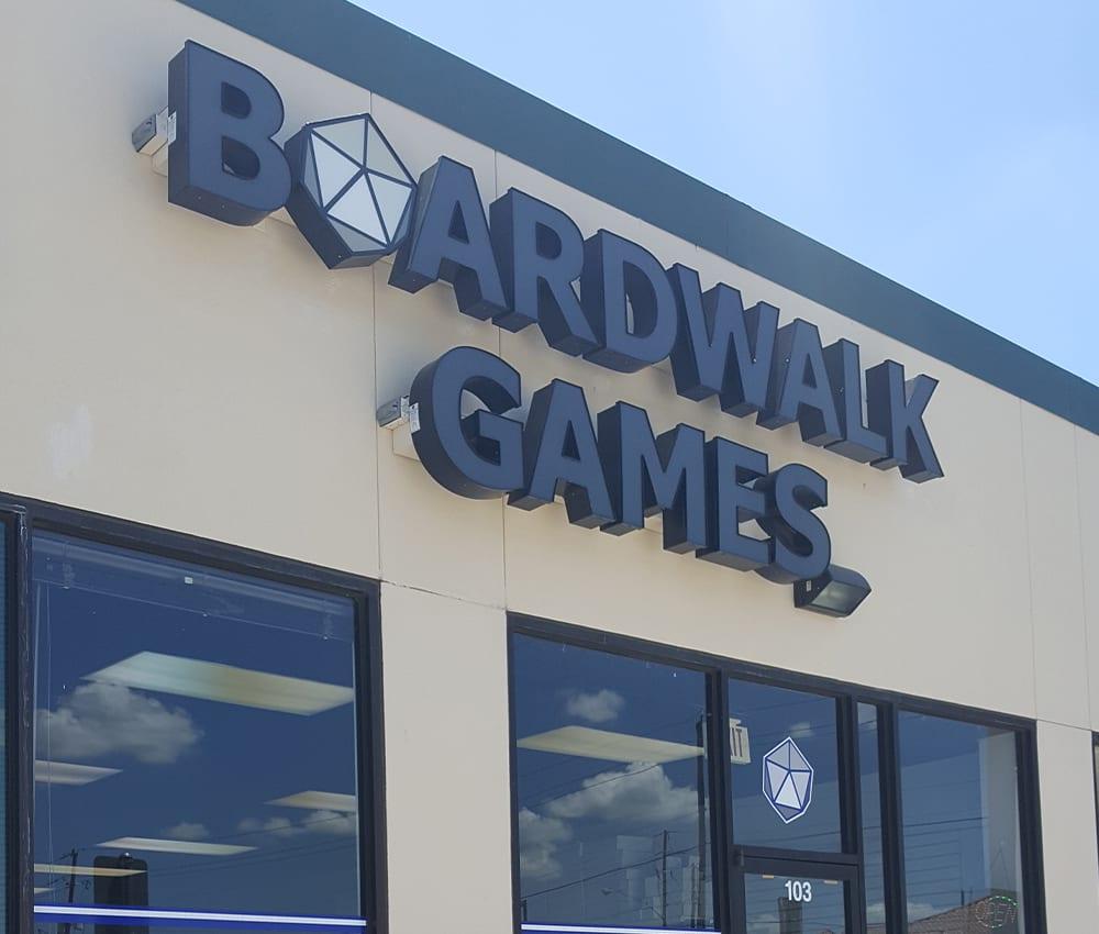 Boardwalk Games