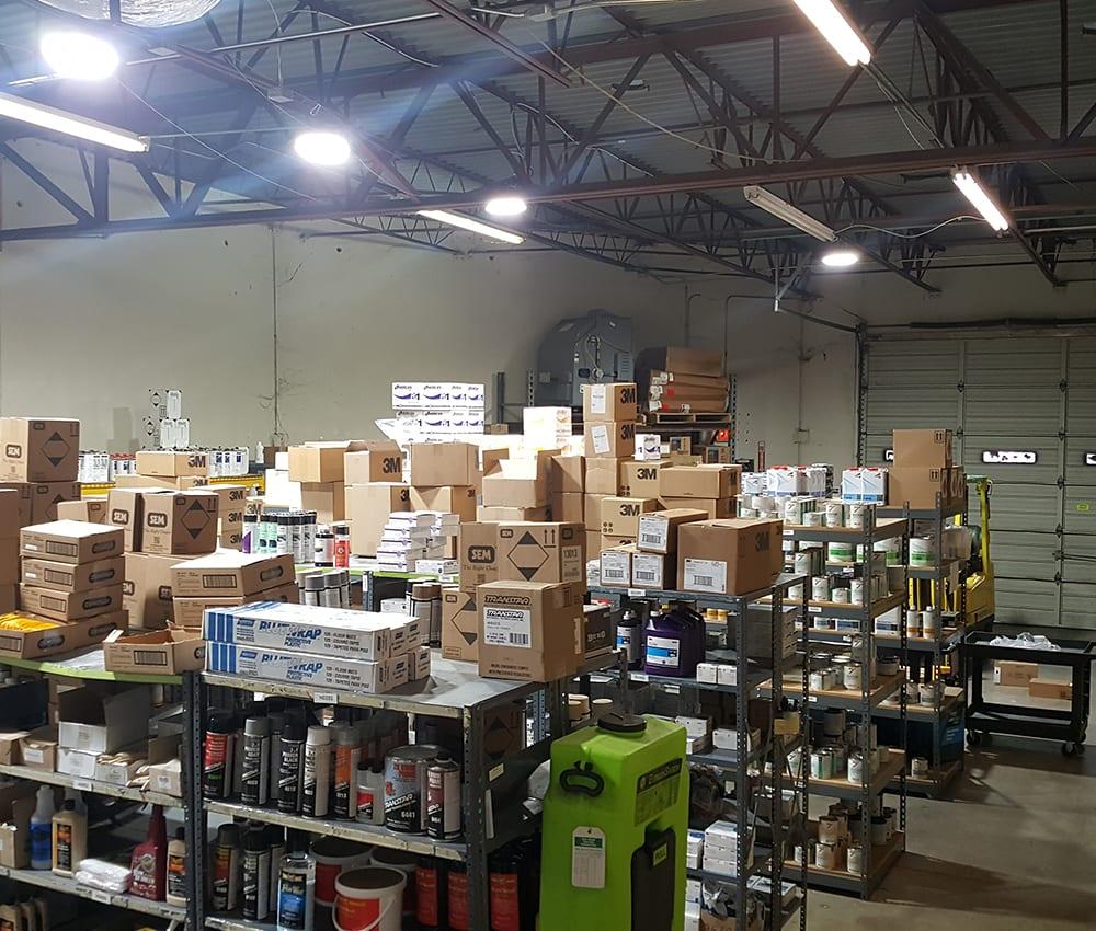 Retail Remodeling Contractor Dallas