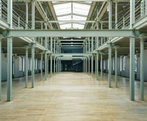 industrial spaces